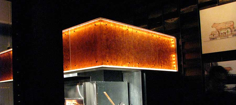Colicchio and Sons Oven Enclosure