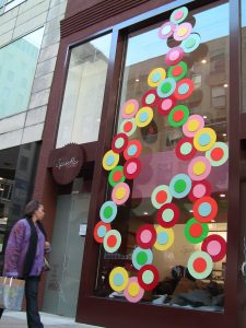 Sprinkles Dot-Screen Store Front