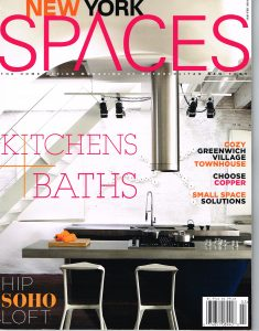 NY Spaces Cover