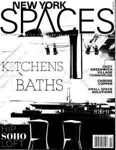 NY Spaces_USA Bookshelf